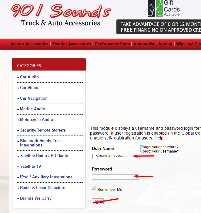 901 Sounds Bill Payment Options login