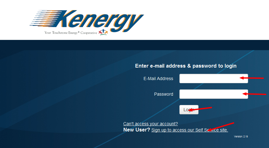 Kenergy Bill Pay