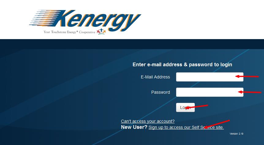 Kenergy Bill Pay
